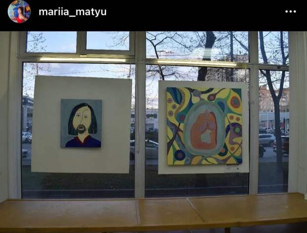 В библиотеке имени Андрея Вознесенского откроется выставка современного искусства