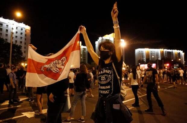 Польский след в белорусских протестах