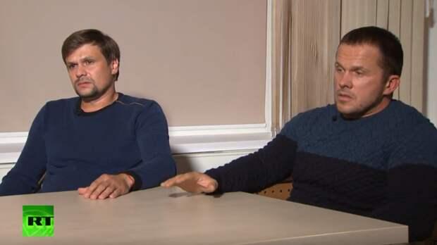 Песков не подтвердил работу Петрова и Боширова на Кремль