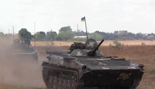 Украина может остаться без поддержки Запада, если решит прибегнуть к военной эскалации конфликта с Россией