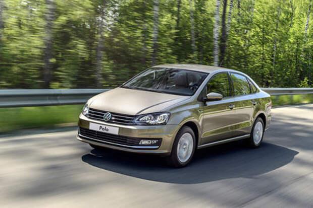 Volkswagen расширил комплектации  Polo и поднял цены