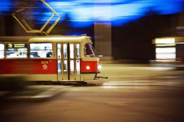 Структура Роскосмоса создаст первый беспилотный трамвай