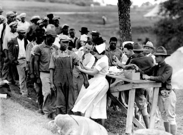 Таскиги: страшная страница американской истории