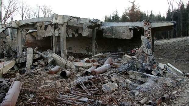 Парламент Чехии потребовал  от Москвы компенсацию за взрыв во Врбетице