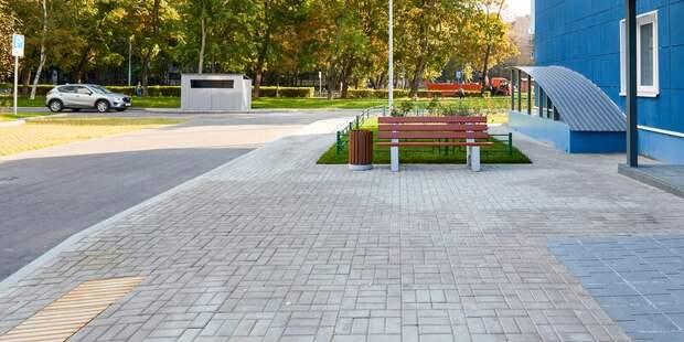 В Строгине началась борьба с нелегальными шлагбаумами