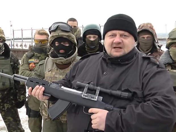 Украинский депутат, расстрелявший портрет Кадырова из автомата, пострадал в серьезном ДТП