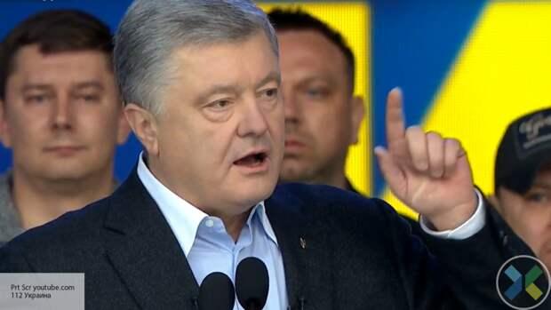 Порошенко поддержал остановку подачи воды и электроэнергии в Крым