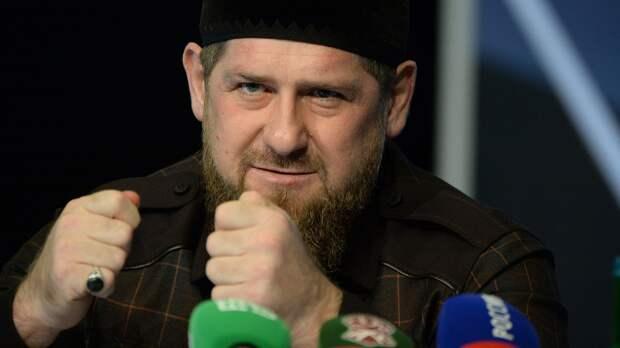 Источник: госпитализированный сподозрением накоронавирус Кадыров идет напоправку