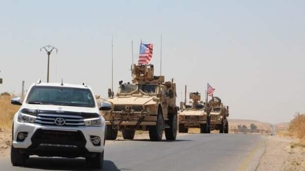 США пытаются оправдать свои геополитические неудачи разжиганием нового конфликта в Сирии