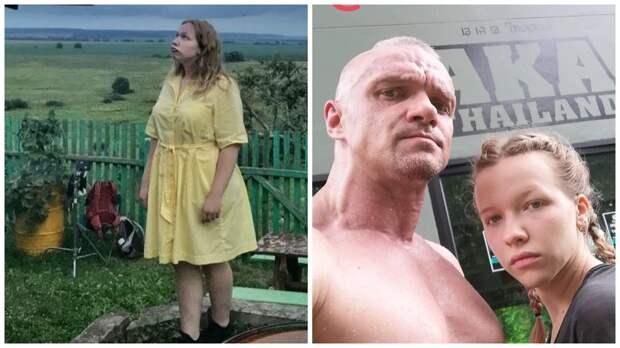 Возлюбленная Владимира Епифанцева похудела ради него на 20 кг