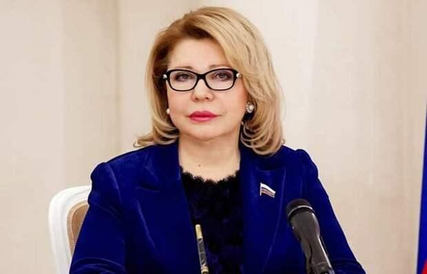 Елена Панина: Украинские неонацисты в Москве окажутся только как пленные