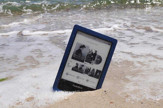 Как выбрать электронную книгу 2020 с защитой от воды