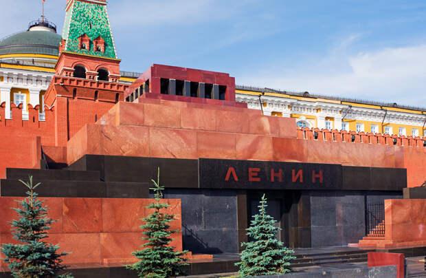 Опять поднимают тему перезахоронения Ленина