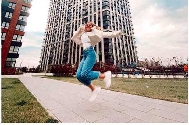 Рита Дакота купила две квартиры в Москве