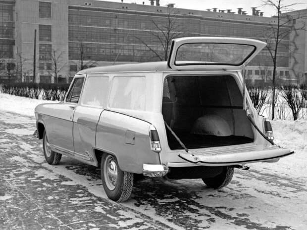Чертова дюжина самых необычных ГАЗ-21 авто, газ-21, факты