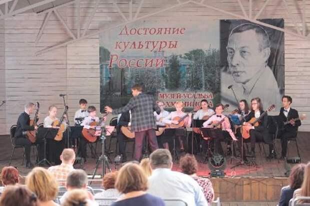 """На """"Сиреневом вечере в Ивановке"""" прозвучал джаз и эстрадная музыка"""