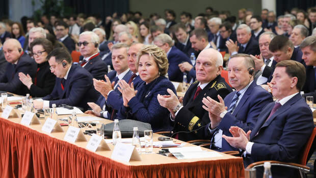 В Санкт-Петербурге представители России и Германии обсудили вопросы сотрудничества