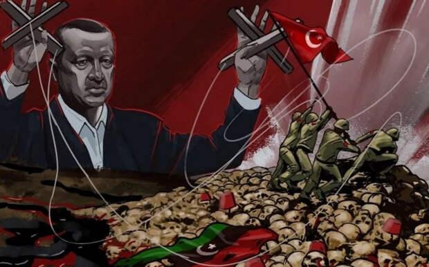 Как Турция повлияла на ливийский кризис