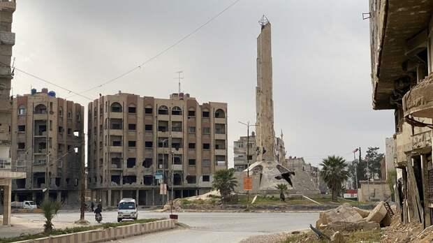 В Сирии трое военных погибли при обстреле боевиков