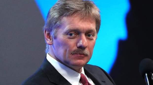 Песков прокомментировал ситуацию в Донбассе