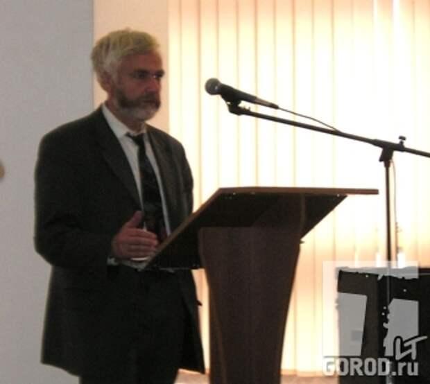 Криптобиолог В.Б. Сапунов