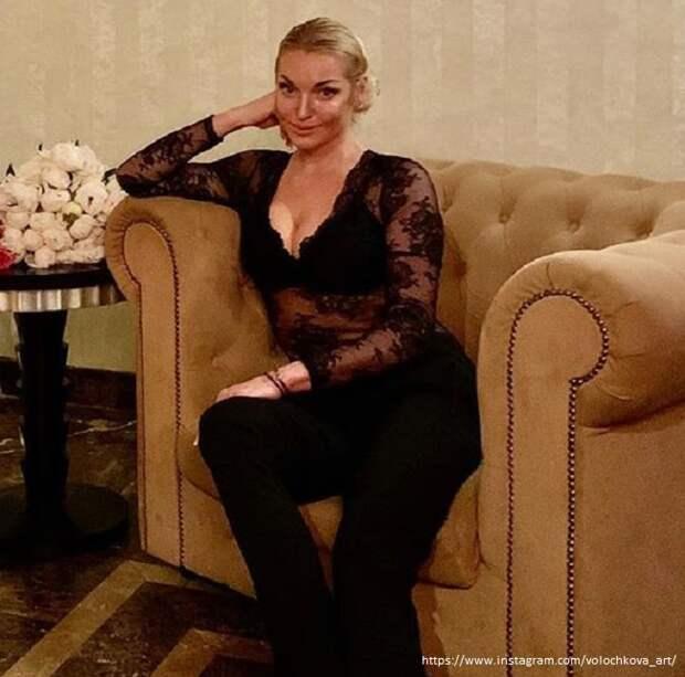 Анастасия Волочкова решилась показать своего возлюбленного