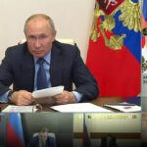 «Мы зубы выбьем всем»: Путин жёстко пригрозил желающим «откусить» часть России