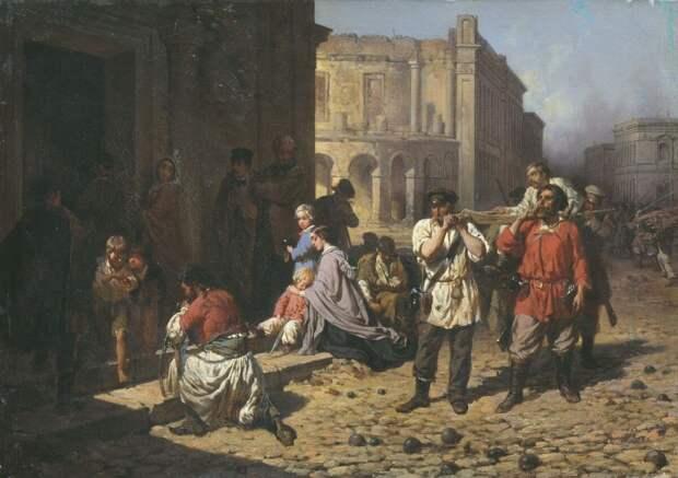 6 фактов о том, как в Севастополе ввели карантин против чумы, которой не было
