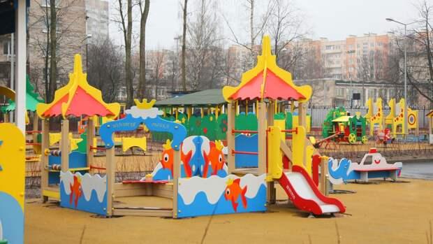 Брянская область стала лидером в списке регионов с опасными детскими площадками