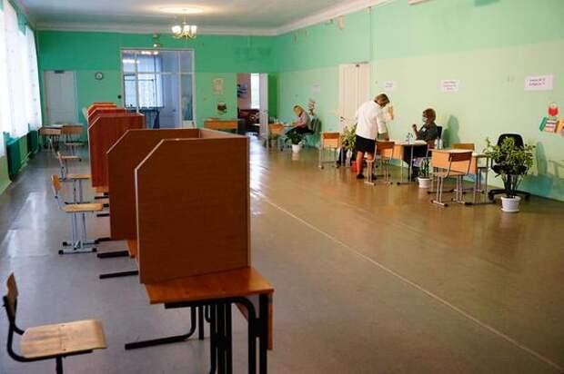 На Южном Урале открылись избирательные участки