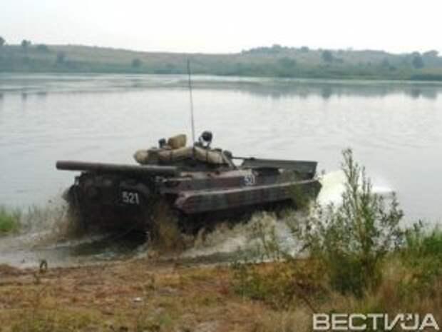 Силы АТО под Иловайском отбили танковую атаку