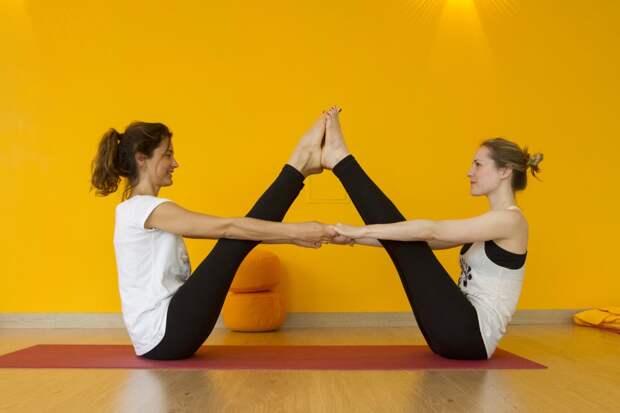 Британские ученые: Йога способствует карьерному росту