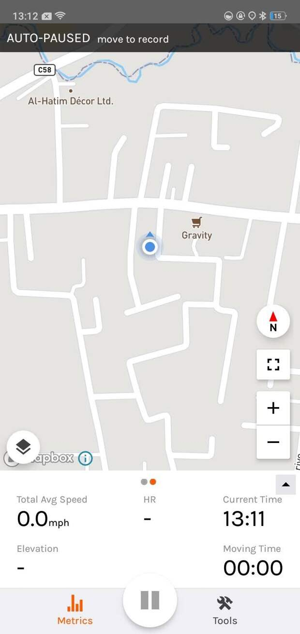 Homepage for Ride With GPS