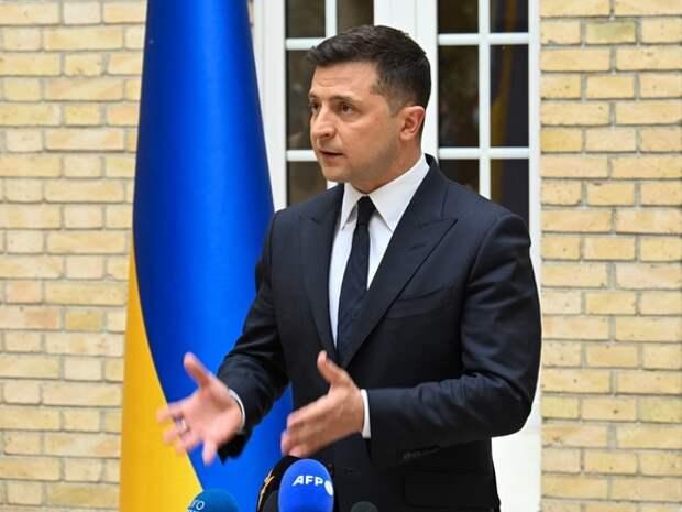 Зеленский прокомментировал позицию НАТО по вступлению Украины в альянс