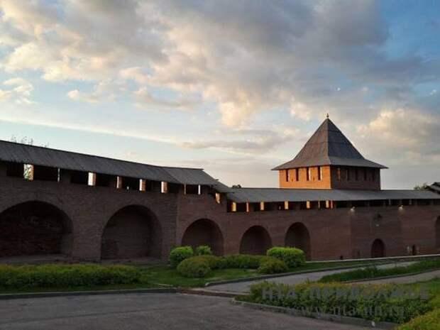 Экскурсии по стенам Нижегородского кремля в полном объеме станут доступны в августе