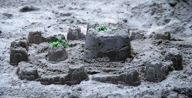 Песок, Детская Площадка, Импульс, Развлечения, Играть