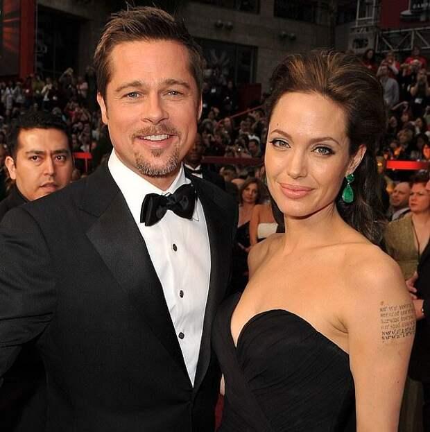 Сын Анджелины Джоли и Брэда Питта дал показания против отца