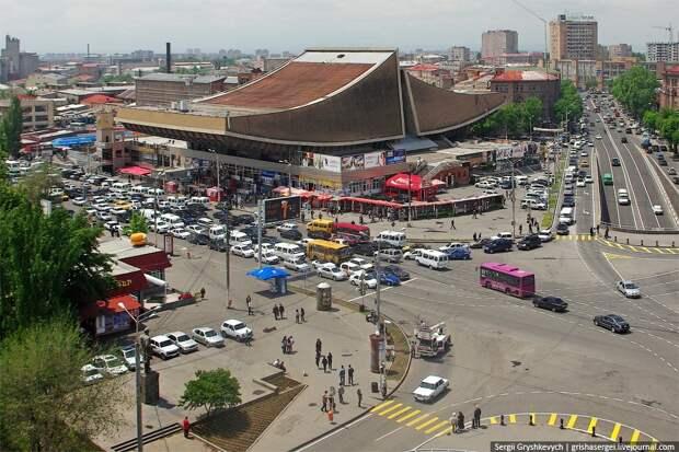 Yerevan16 Фотопрогулка по Еревану
