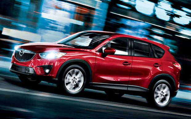 Mazda отзывает автомобили: возможен отказ двигателя