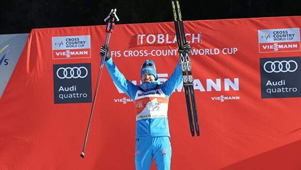 Сергей Устюгов одержал пять побед подряд на Тур де Ски