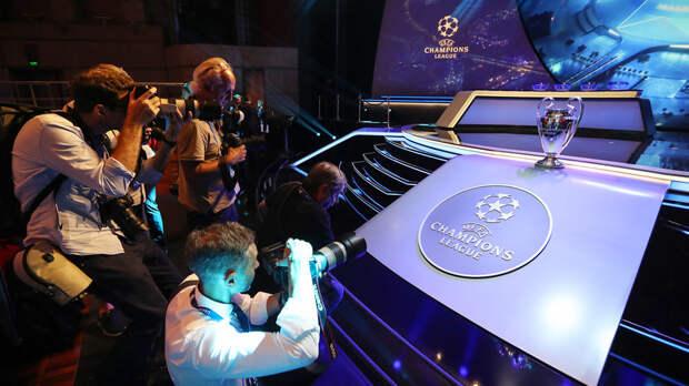 Соперники для «Зенита» и «Локомотива»: в Монако проходит жеребьёвка Лиги чемпионов