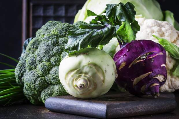 Новая капустная диета: уходит 5 кг за месяц на сытном меню