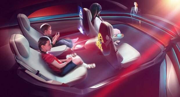 Volkswagen хочет сдавать в аренду беспилотные автомобили за 628 рублей в час