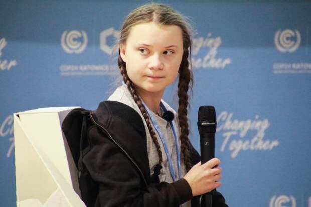 Грета Тунберг: больная и беспомощная марионетка, в руках беспощадного Запада