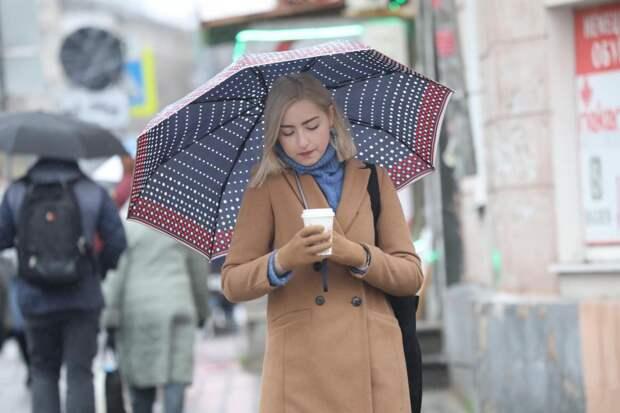 Пасмурная погода ждет нижегородцев в эти выходные