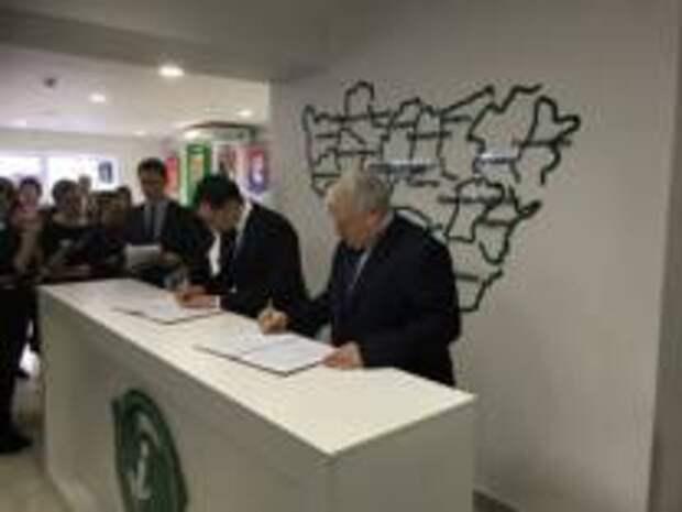 НАСТ и Владимирская область: визит-центр открыт, сотрудничество вышло на новый уровень