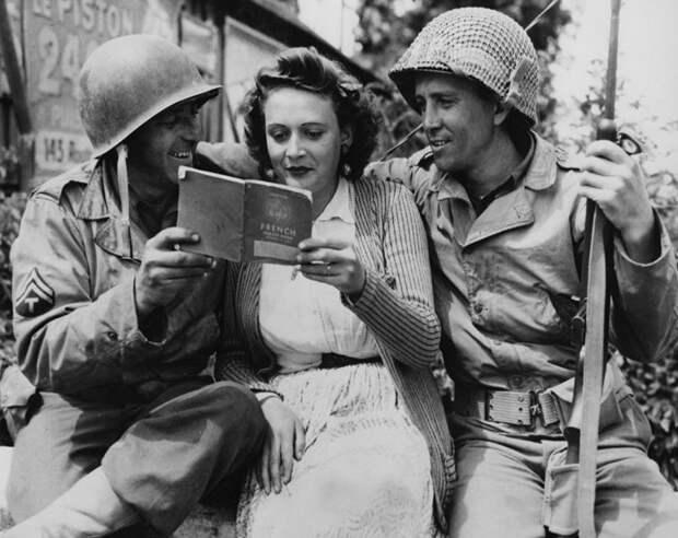 Фронтовая венерология, или Как боролись споследствиями военно-половых романов