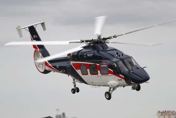 Ка-62 впервые участвует в летной программе МАКС