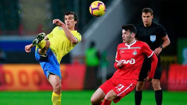 Кириченко предположил, что на уход Еременко из «Ростова» мог повлиять перенесенный футболистом коронавирус