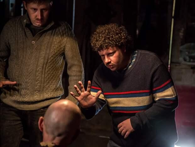 Евгений Кулик снимает криминальную трагикомедию «Два»